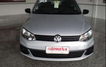 Volkswagen Gol Trendline 1.6 Total Flex - Foto #2