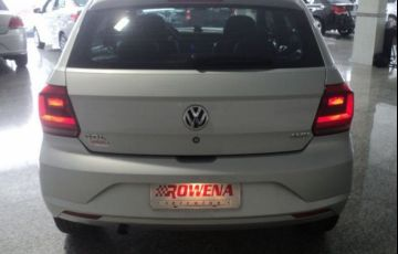 Volkswagen Gol Trendline 1.6 Total Flex - Foto #3