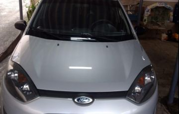 Ford Fiesta Hatch 1.0 (Flex) - Foto #1