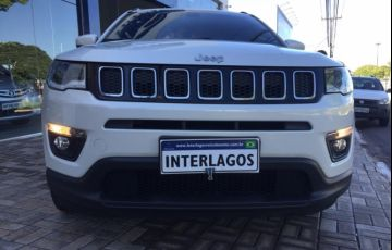 Jeep Compass 2.0 Longitude (Aut) (Flex) - Foto #2