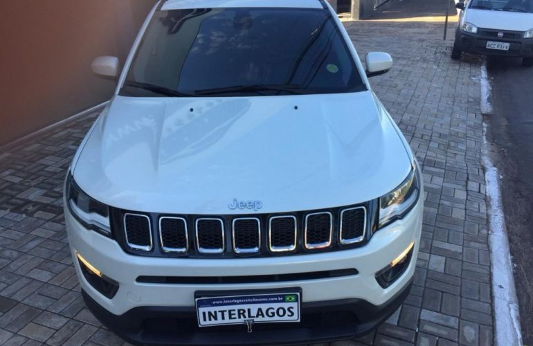 Jeep Compass 2.0 Longitude (Aut) (Flex) - Foto #6