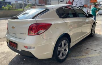 Chevrolet Cruze Sport6 LT 1.8 Ecotec 6 16V - Foto #10