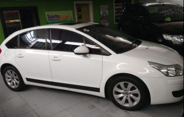 Citroën C4 Exclusive Sport Solaris 2.0 16V (Flex)