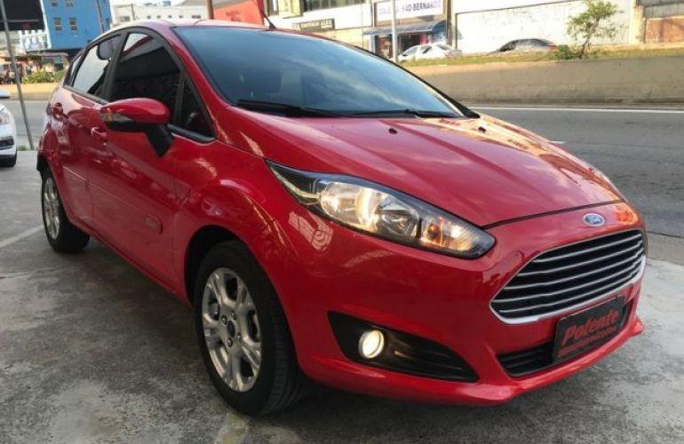 Ford Fiesta 1.6 SEL - Foto #1