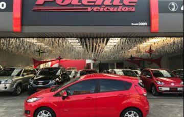 Ford Fiesta 1.6 SEL - Foto #2