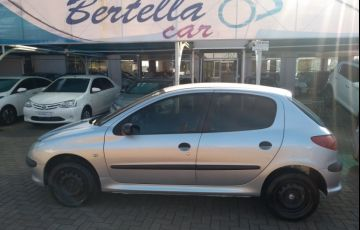 Peugeot 206 Hatch. Sensation 1.4 8V (flex) (Web)