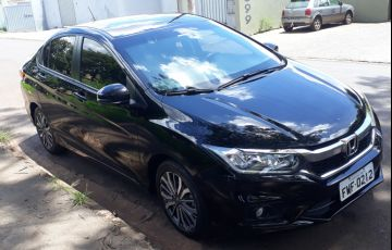 Honda City EX 1.5 CVT (Flex)