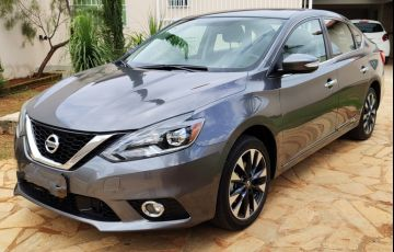 Nissan Sentra SL 2.0 CVT (Flex)