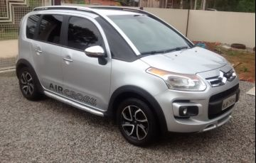 Citroën Aircross Exclusive 1.6 16V (flex)