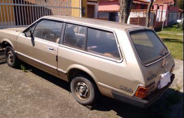 Ford Belina II 1.6