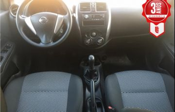 Nissan Versa 1.0 12v Flex 4p Manual - Foto #2