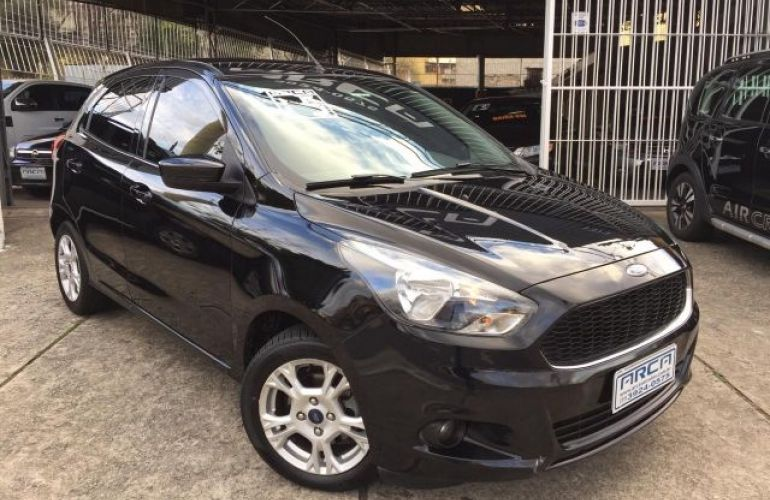 Ford KA SEL 1.5 - Foto #1