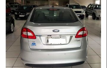 Ford New Fiesta Sedan SE 1.6 (Flex) - Foto #4