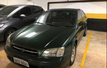 Subaru Legacy Sedan GL 4x4 2.0 16V (aut) - Foto #4
