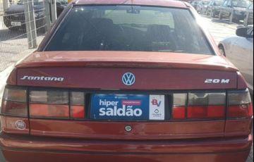 Volkswagen Santana Evidence 2.0 Mi 8V - Foto #5