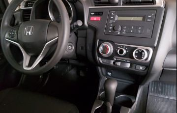 Honda Fit 1.5 16v LX CVT (Flex) - Foto #5