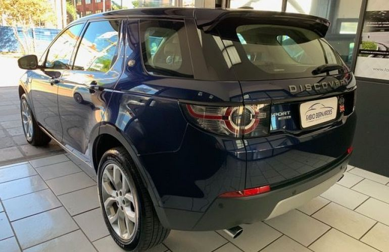 Land Rover Discovery Sport HSE 2.0 16V - Foto #4