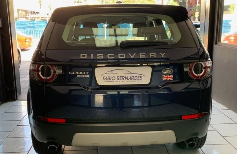 Land Rover Discovery Sport HSE 2.0 16V - Foto #5