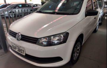 Volkswagen Gol 1.6 MSI Trendline (Flex)