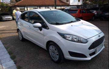 Ford New Fiesta SE 1.5 16v - Foto #1