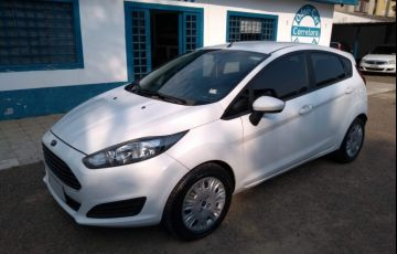 Ford New Fiesta SE 1.5 16v - Foto #3