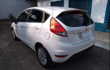 Ford New Fiesta SE 1.5 16v - Foto #5
