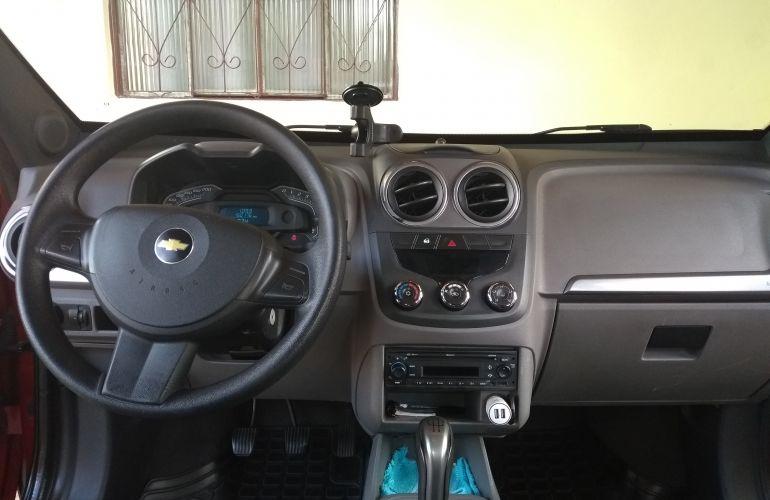 Chevrolet Agile LTZ 1.4 8V (Flex) - Foto #7