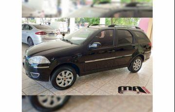 Fiat Palio Weekend Attractive 1.4 8V (Flex)