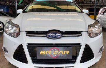 Ford Focus Sedan Titanium 2.0 PowerShift
