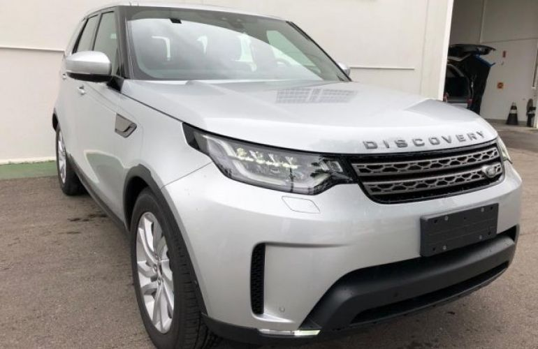 Land Rover Discovery HSE 4WD 3.0 V6 HSE 4WD - Foto #1