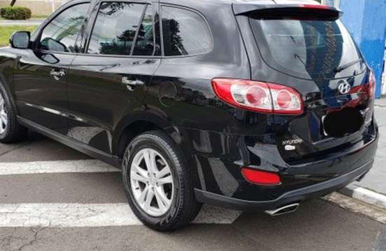 Hyundai Santa Fe GLS 3.5 V6 4x4 7L (Aut) - Foto #1