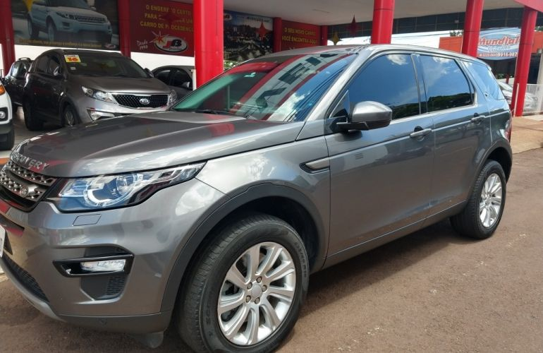 Land Rover Discovery Sport 2.0 SD4 HSE 4WD - Foto #1