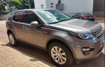 Land Rover Discovery Sport 2.0 SD4 HSE 4WD - Foto #2