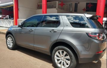 Land Rover Discovery Sport 2.0 SD4 HSE 4WD - Foto #5