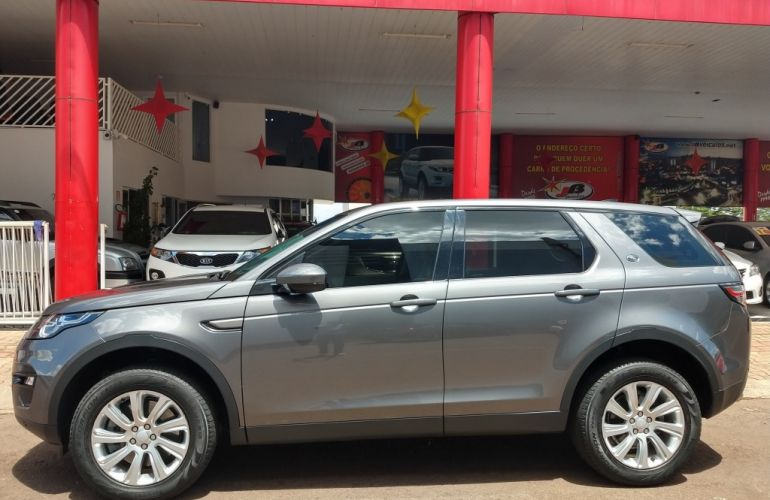 Land Rover Discovery Sport 2.0 SD4 HSE 4WD - Foto #6