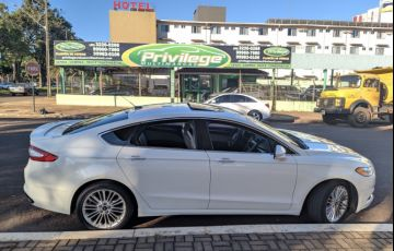 Ford Fusion 2.0 16V GTDi Titanium Plus (Aut)