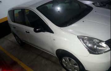 Nissan Grand Livina S 1.8 16V (flex) (aut)