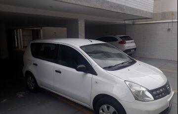 Nissan Grand Livina S 1.8 16V (flex) (aut) - Foto #7