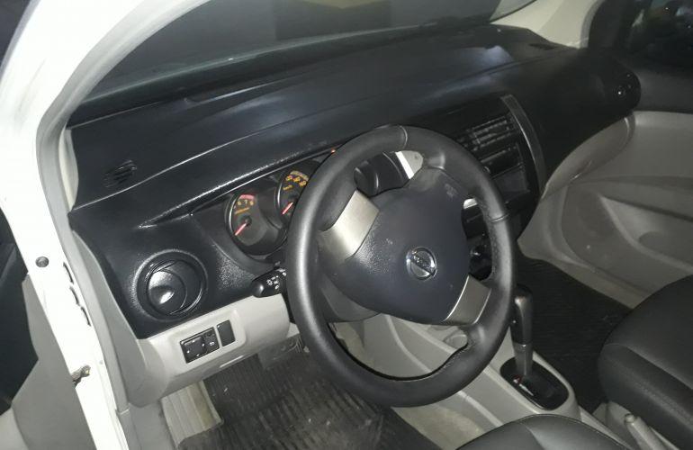 Nissan Grand Livina S 1.8 16V (flex) (aut) - Foto #8