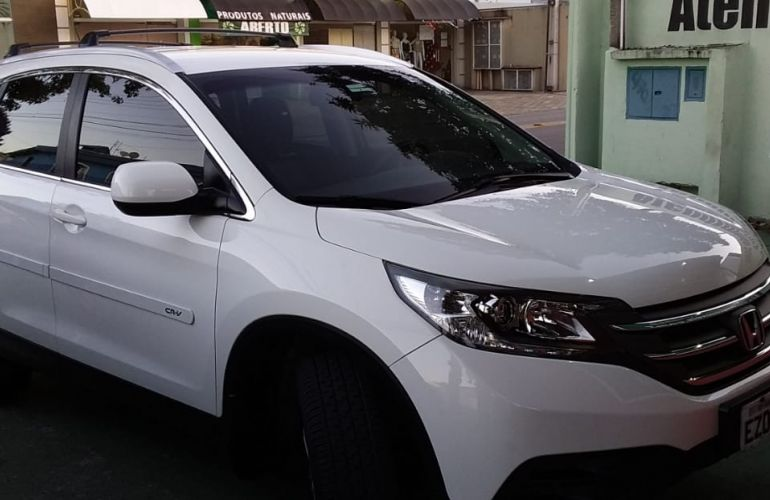 Honda CR-V EXL 2.0 16v 4x2 Flexone (Aut) - Foto #3