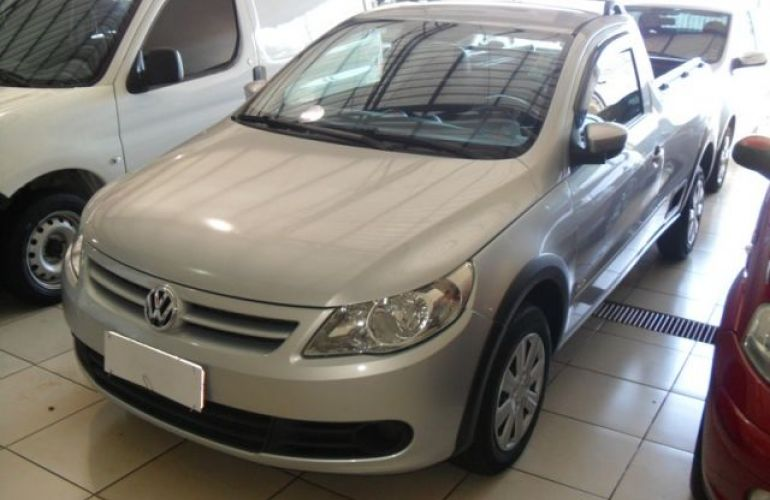 Volkswagen Saveiro CS 1.6 Mi 8V Total Flex - Foto #2