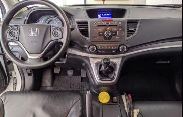Honda CR-V LX 2.0 16V - Foto #6