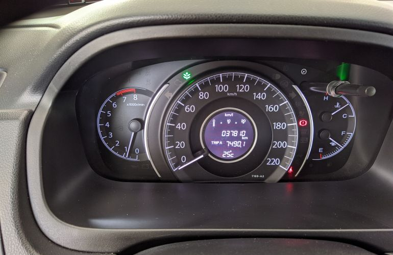 Honda CR-V LX 2.0 16V - Foto #7