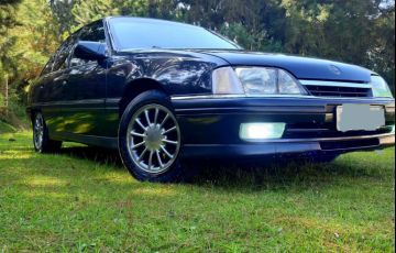 Chevrolet Omega CD 4.1 SFi