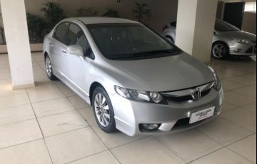 Honda New Civic LXL SE 1.8 i-VTEC (Flex) - Foto #1