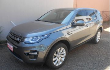 Land Rover Discovery Sport 2.2 SD4 HSE 4WD