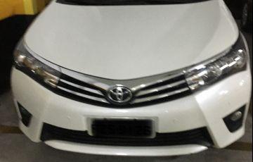 Toyota Corolla Sedan 2.0 Dual VVT-i Flex XEi Multi-Drive S