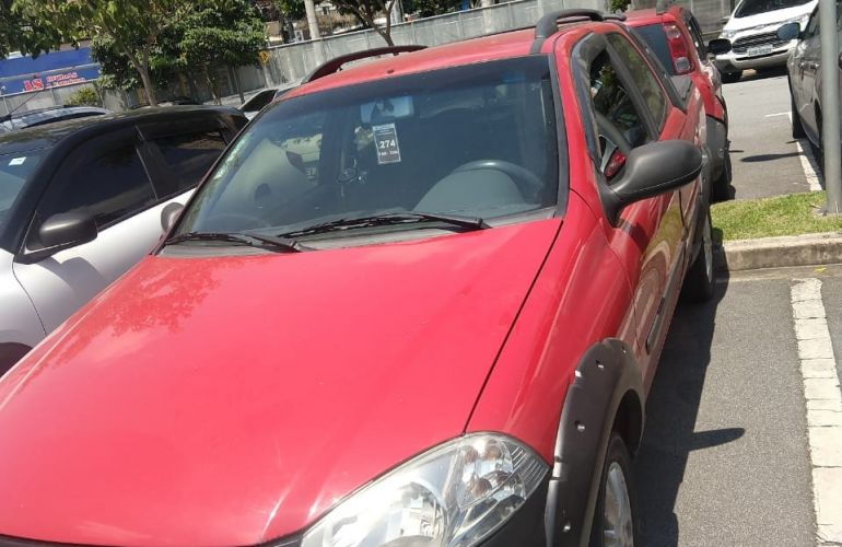 Fiat Strada Working 1.4 (Flex) (Cabine Dupla) - Foto #4
