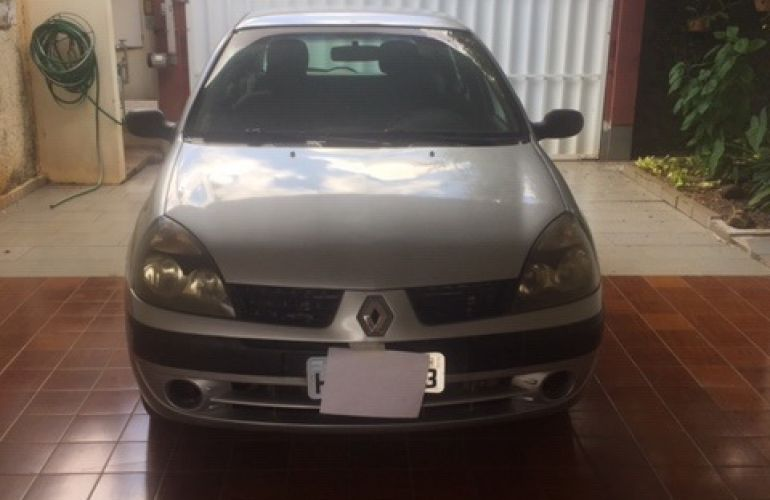 Renault Clio Hatch. Authentique 1.6 16V (flex) 4p - Foto #1