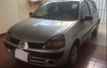 Renault Clio Hatch. Authentique 1.6 16V (flex) 4p - Foto #2